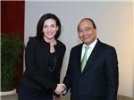 Thủ tướng đề nghị Facebook tăng cường hợp tác ở Việt Nam