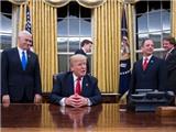 Những quyết sách của tân Tổng thống Mỹ trong ngày đầu tiên nhậm chức