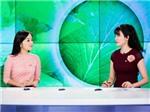 Minh Hương 'Vàng anh' sánh đôi Hoa hậu Thu Thuỷ làm MC bản tin an ninh