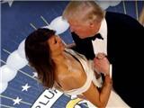 CHÙM ẢNH: Nước Mỹ trong này đầu tiên ông Trump làm Tổng thống