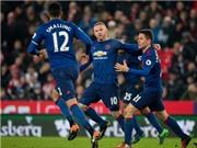 ĐIỂM NHẤN Stoke City 1-1 Man United: Lịch sử gọi tên Rooney. Dứt điểm kém đến kỳ lạ