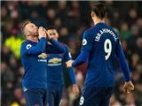 Rooney đi vào lịch sử Man United, các huyền thoại 'ngả mũ'