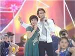 Nghệ sĩ Kim Phương ngất xỉu khi 'Hát cùng con yêu'