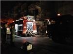 Cháy lớn tại chợ Dịch Vọng đã được dập tắt