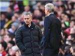Man United xếp sau Arsenal về số điểm kiếm được ở 'Fergie-time'