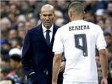 Zidane đối mặt với nạn chấn thương: Gian nan tỏ mặt anh hào!