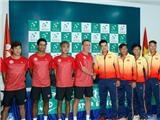 Miễn phí vé xem Giải quần vợt quốc tế vòng 1 nhóm II Davis Cup