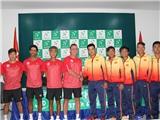 Hoàng Thiên, Hoàng Nam gánh trọng trách tiên phong cho quần vợt Việt Nam