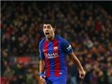 Luis Suarez: Bùa may của Barca