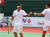 Davis Cup: Thua đánh đôi, Việt Nam mất lợi thế trước Hong Kong