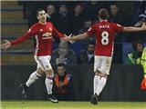 ĐIỂM NHẤN Leicester 0-3 Man United: Cảm hứng Mkhitaryan. Ranieri đứng trước nguy cơ bị 'trảm'