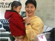 Hết Song Hye Kyo đến lượt Song Joong Ki gây 'bão mạng' vì một bức ảnh