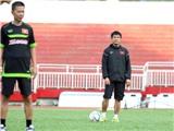 HLV Hữu Thắng 'tâm trạng' hơn đồng nghiệp phía U23 Malaysia