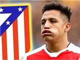 Atletico nên phá két vì Sanchez