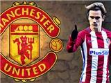 Còn ai hợp với Man United hơn Griezmann?