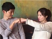 Fan mừng hụt vì tưởng Song Joong Ki và Song Hye Kyo cưới