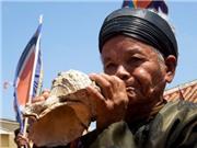Linh thiêng lễ hội cầu ngư của dân biển Sa Huỳnh, Lý Sơn