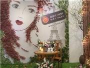 Hoa, tiệc yêu và không gian selfie dành cho những cặp đôi ngày Valentine