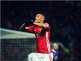 Man United 2-0 Watford: Martial tỏa sáng. Quỷ đỏ lập kỉ lục ở Premier League