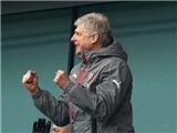 Wenger thừa nhận Arsenal thắng may mắn, bóng gió về tương lai
