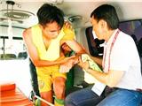 HY HỮU: Cầu thủ Đồng Tháp 3 lần bị chấn thương cùng 1 vị trí