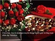 Những món quà không thể bỏ qua trong dịp Valentine