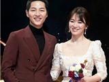 Cặp 'tiên đồng ngọc nữ' Song Joong Ki - Song Hye Kyo làm gì ngày Valentine?