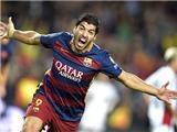 Luis Suarez: Tiếp bước Romario và Ronaldo