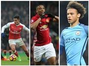 Đội hình tiêu biểu vòng 25 Premier League gọi tên người hùng của Man United