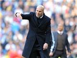 Zidane mới là người mát tay số 1 ở Tây Ban Nha