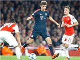 PSG hạ Barca, liệu Arsenal có 'phá dớp' trước Bayern?