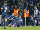 PSG 4-0 Barcelona: Di Maria lập cú đúp, PSG đặt một chân vào Tứ kết