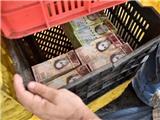 Phát hiện 30 tấn tiền của Venezuela tại Paraguay