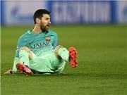 Cộng đồng mạng hả hê khi Messi bị 'xâu kim'
