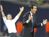 Paris Saint-Germain đặt một chân vào Tứ kết: Thông điệp của Unai Emery