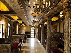 Stone Castle Cafe: Đỉnh cao của phong cách quý tộc
