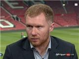 Scholes thay đổi 180 độ: 'Man United sẽ vô địch Europa League và lọt vào Top 4'