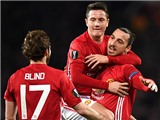 Man United 3-0 St Etienne: Hat-trick của Ibra giúp Quỷ đỏ thắng lớn trong cuộc chiến nhà Pogba