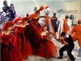 17 phút ballet đi vào lịch sử