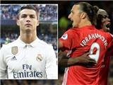 Lập hat-trick cho Man United, Ibrahimovic sánh ngang Cristiano Ronaldo