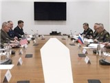 Tướng Mỹ và tướng Nga nhất trí tăng cường liên lạc quân sự
