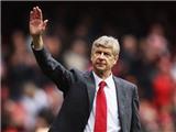 HLV Wenger khẳng định sẽ không NGHỈ HƯU