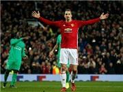 Man United đang phụ thuộc quá nhiều vào Ibra