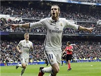 Ngày anh quay lại, Gareth Bale