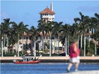 Chiến đấu cơ F-15 chặn máy bay lạ xâm nhập vùng trời khu nghỉ dưỡng của Donald Trump