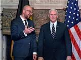 Phó Tổng thống Mỹ trấn an các đồng minh châu Âu