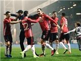 Choáng với băng ghế dự bị 'dát vàng', đắt giá nhất lịch sử FA Cup của Man United
