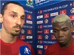 CĐV Man United phát cuồng với 'cặp đôi chết người' Pogba - Ibra