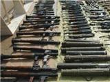 Phát hiện cả container súng được chuyển từ Mỹ tới đối tượng bị truy nã ở Bolivia