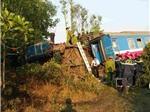 Tàu hỏa tông xe tải tại Thừa Thiến Huế: 3 người đã chết